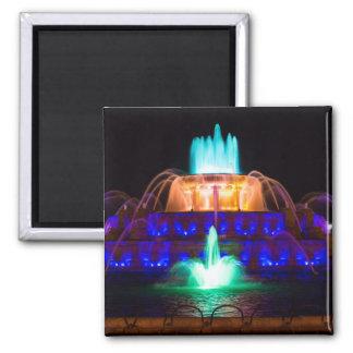 Rainbow Buckingham Magnet