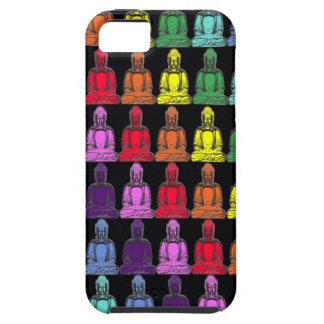Rainbow Buddhas iPhone SE/5/5s Case