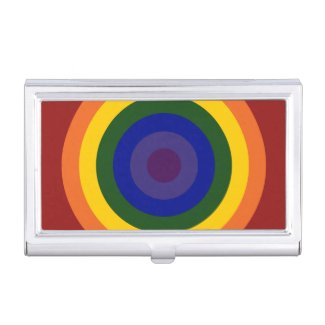 Rainbow Bullseye