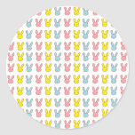 Rainbow Bunnies Stickers