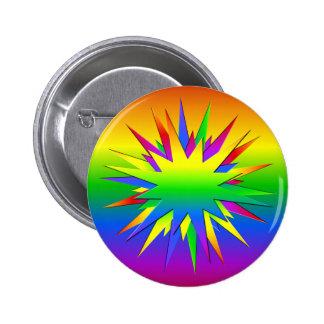 Rainbow Burst button