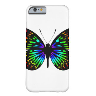 Rainbow Butterfly (A) iPhone 6 Case/Barely There