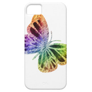 Rainbow Butterfly iPhone 5 Cover