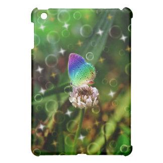 Rainbow Butterfly Case For The iPad Mini