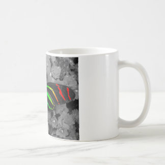 Rainbow Butterfly Color Pop Photography Coffee Mug
