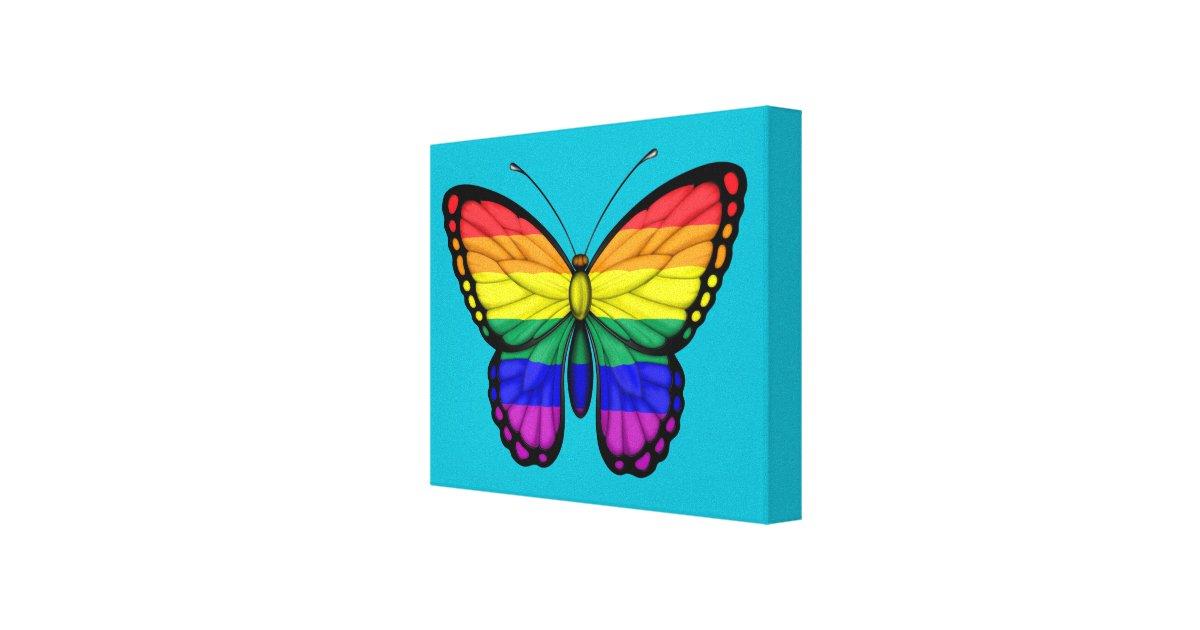 A Rainbow of Butterflies