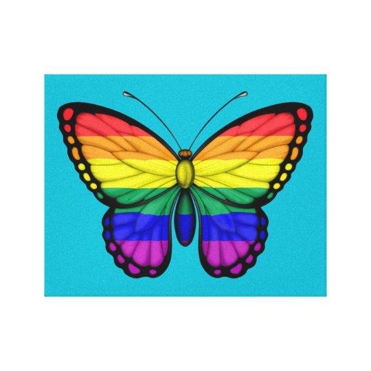 The Rainbow Butterfly
