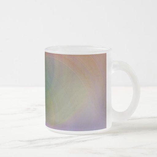 Rainbow Butterfly Gradient Coffee Mug