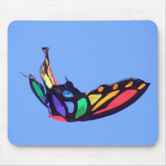 """""""Rainbow Butterfly Kite"""" Mousepad for computer!"""