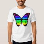 Rainbow Butterfly Shirt