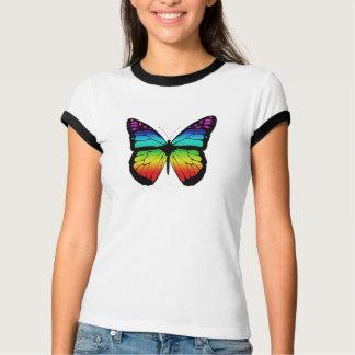 Rainbow Butterfly Tshirt