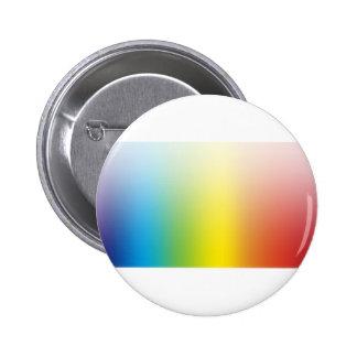 Rainbow 2 Inch Round Button