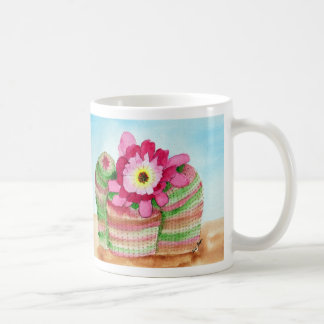 Rainbow Cactus Cup