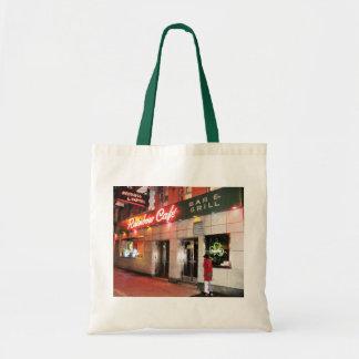 Rainbow Café Tote Bag