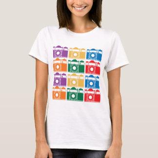 Rainbow Cameras T-Shirt