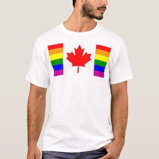 Rainbow Canada T-Shirt