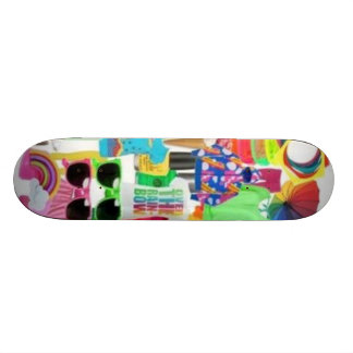 Rainbow Candy, Clothes, & Accesories Skateboard