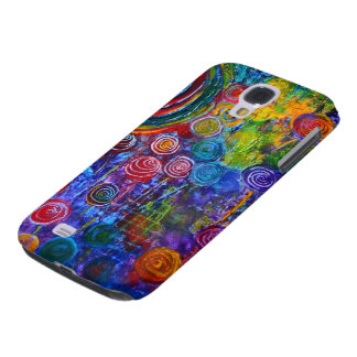 Rainbow Candy Galaxy S4 Case