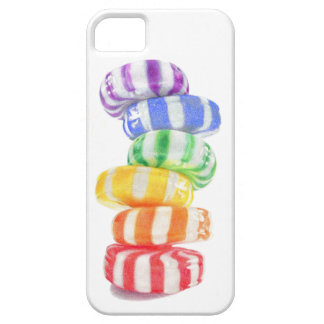 Rainbow Candy iPhone 5/5s Case