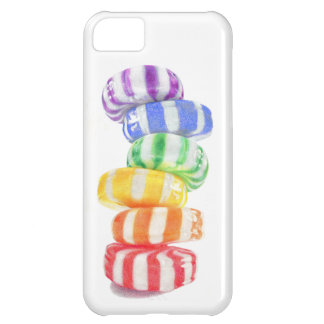 Rainbow Candy iPhone 5C Case