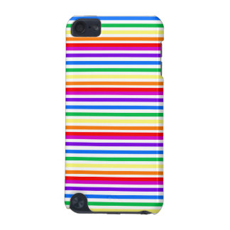 Rainbow Candy Stripes iPod Touch (5th Generation) Cover