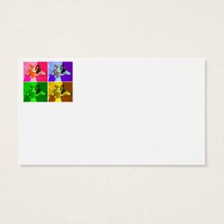 rainbow card love
