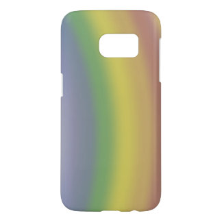 Rainbow Case Mate Barely There Samsung Gal. S7