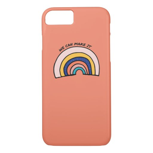 Rainbow iPhone 8/7 Case