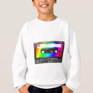 Rainbow Cassette Tape Sweatshirt