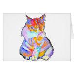 Rainbow Cat Cards