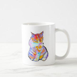 Rainbow Cat Coffee Mugs