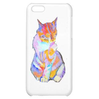 Rainbow Cat iPhone 5C Cases