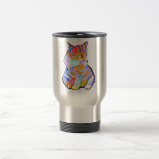 Rainbow Cat Mug