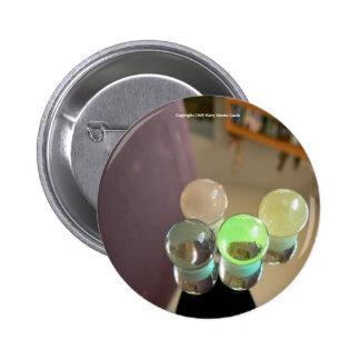Rainbow Caught Pinback Buttons
