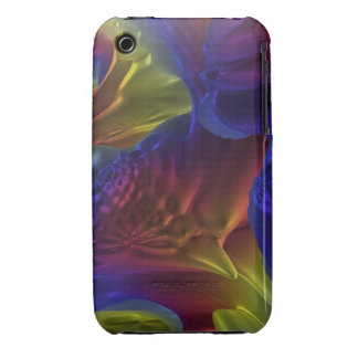Rainbow Caves iPhone 3 Cover
