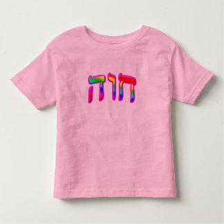 "Rainbow Chava - Anglicized As ""Eve"" Shirt"