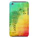Rainbow Cheetah Barely There iPod Cover