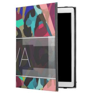 """Rainbow Cheetah Diva iPad Pro 12.9"""" Case"""
