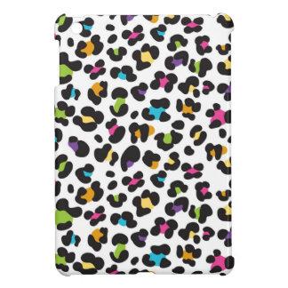 Rainbow Cheetah Print iPad Mini Case