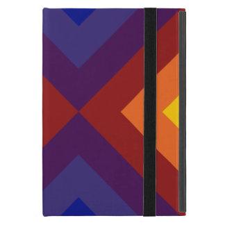 Rainbow Chevrons iPad Mini Case