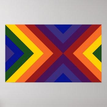 Rainbow Chevrons
