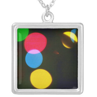 Rainbow Christmas Lights Jewelry