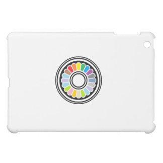 rainbow circle ipad speck case iPad mini covers