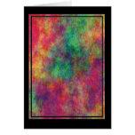 Rainbow Cloud Card Collection