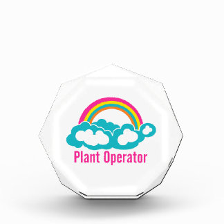 Rainbow Cloud Plant Operator Award