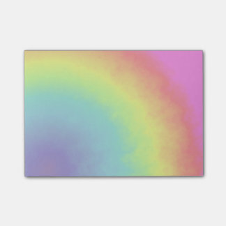rainbow cloud Post-It-Notes pad Post-it® Notes