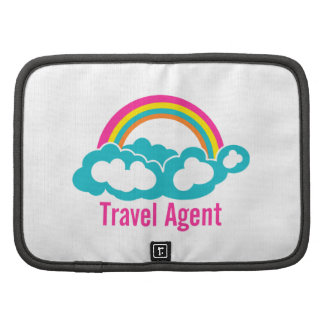Rainbow Cloud Travel Agent Organizers