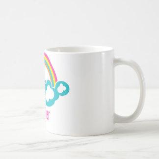 Rainbow Cloud Welder Coffee Mug