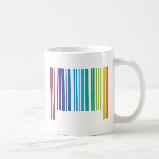 Rainbow Code Mugs