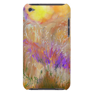 Rainbow Color Field Digital Painting Case-Mate iPod Touch Case